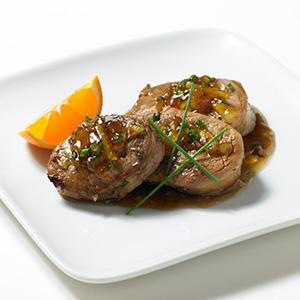 Orange Pork Tenderloin