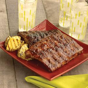Mesquite BBQ Baby Back Ribs