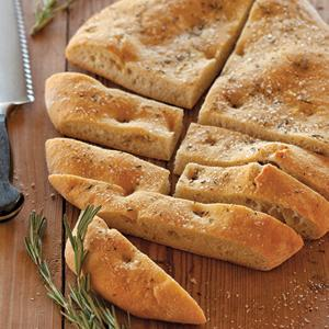 Rosemary Lemon Flatbread
