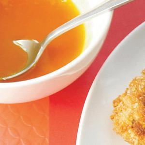 Orange Puree