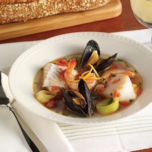 Hearty Seafdood Stew