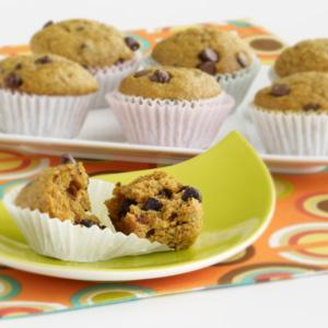 Perfectly Pumpkin Chocolate Chip Bread (or muffins)