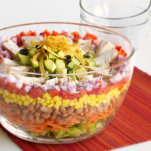 Five-Minute Texicali Dinner Salad