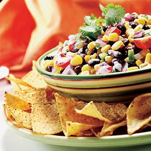 Black Bean &amp; Corn Salsa