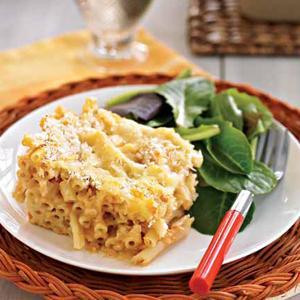 Bajan Macaroni Pie