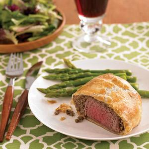 Easy Beef Wellington