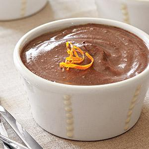 Easy Chocolate-Orange Mousse
