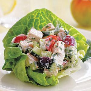 Breezy Deli-style Chicken Salad