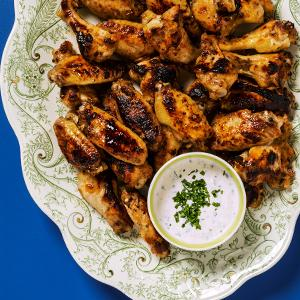 Slow-Cooker Wings