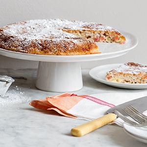 Johnny Apple Cake