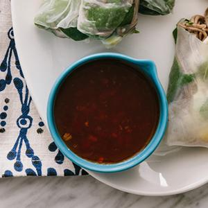 Easy Sweet Chili Sauce