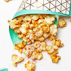 Sweet and Smoky Popcorn