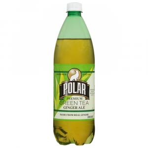 Polar Green Tea Ginger Ale