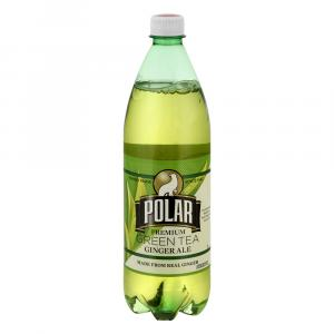 Polar Green Tea Ginger Ale