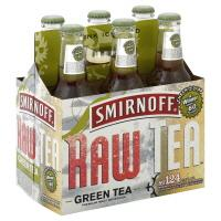 Smirnoff Raw Tea Green Tea