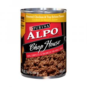 Alpo Chop House Original Chicken Dog Food