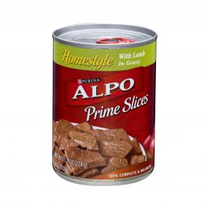 Alpo Prime Slices With Lamb Canned Dog Food