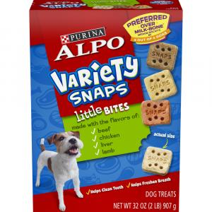 Alpo Variety Snaps Dog Treats