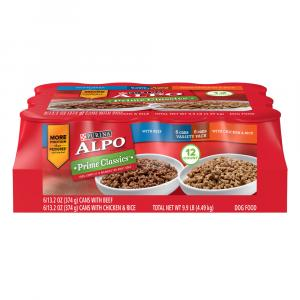Alpo Hidden Goodness Homestyle Variety Pack