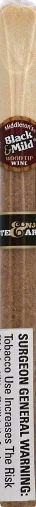Black & Mild Wine Wood Tip Cigar