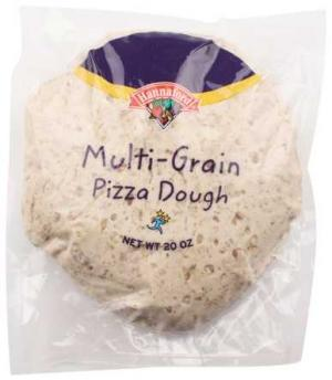 Hannaford Multigrain Pizza Dough Ball