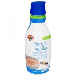 Hannaford Fat Free French Vanilla Creamer