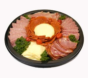 Italian Meat & Cheese Platter