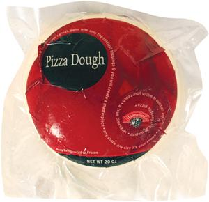 Hannaford White Pizza Dough Ball
