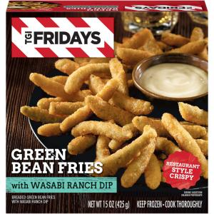 T.g.i. Friday's Crispy Green Beans W/dipping Sauce