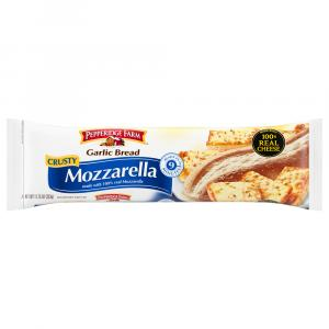 Pepperidge Farm Garlic Mozzarella Cheese Bread