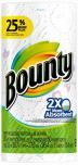 Bounty Garden Prints Big Roll Paper Towels