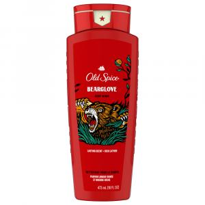 Old Spice Wild Bodywash Bearglove