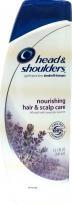 Head & Shoulders Nourish Hair & Scalp Care Lavender Shampoo
