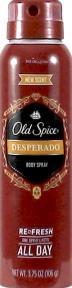 Old Spice Desperado Body Spray