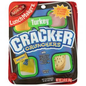 Eckrich Lunchmakers Turkey Lunch Kit