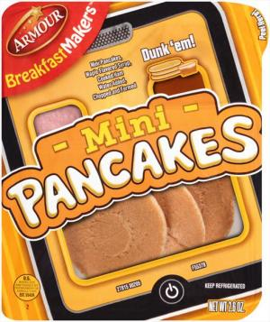 Armour Breakfast Makers Mini Pancakes