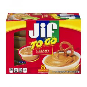 Free Sample Jif To Go Peanut Butter