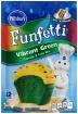 Pillsbury Funfetti Vibrant Green Cake Mix Pouch