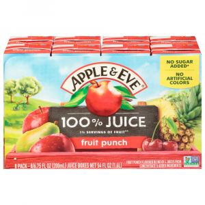 Apple & Eve Fruit Punch
