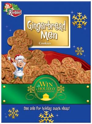 Keebler Gingerbread Men Cookies Reviews