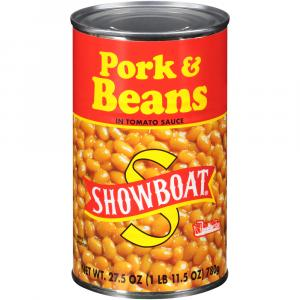 Showboat Pork & Beans