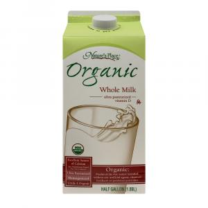 Nature's Place Organic Whole Milk