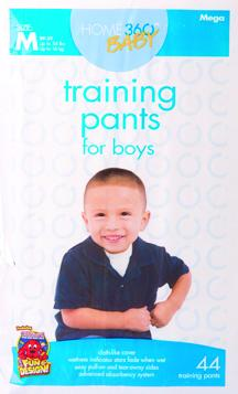 Home 360 Baby Medium Boy's Mega Training Pants