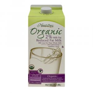 Nature's Place Organic 2% Milk