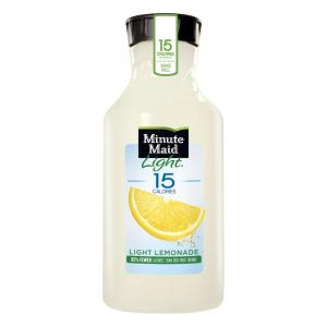 Minute Maid Light 15 Lemonade Lemon Juice