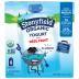 Stonyfield Yokids Squeeze Organic Blueberry Lowfat Yogurt