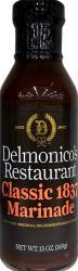 Delmonico's Restaurant Classic 1837 Marinade
