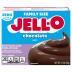 Jell-o Sugar Free Chocolate Instant Pudding Mix