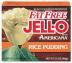 Jell-o Americana Rice Pudding Mix