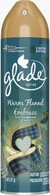 Glade Warm Flannel Embrace Spray